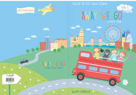 Away We Go - Activity Book - Level 3